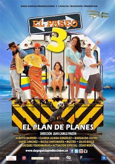 el-paseo-3-pelicula-colombia-poster