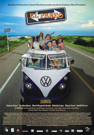 el-paseo-pelicula-colombia-poster