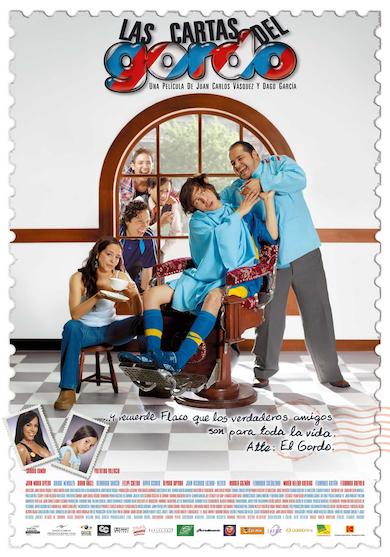 las-cartas-de-gordo-pelicula-colombia-poster