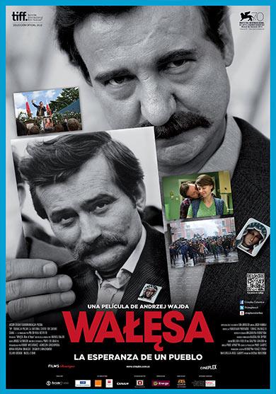 WALESA: LA ESPERANZA DE UN PUEBLO