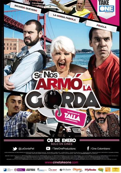 se-nos-armo-la-gorda-un-rescate-de-talla-internacional-pelicula-colombia-poster